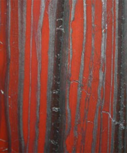 Jaspis Timor Rot